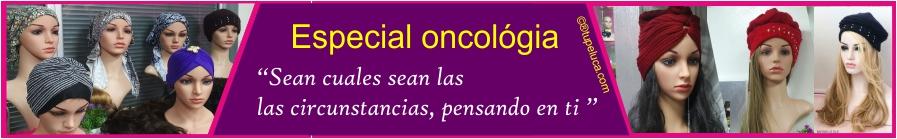 Sección Oncológia. Pensando en quien lo necesita, entra y elige. Te ayudamos